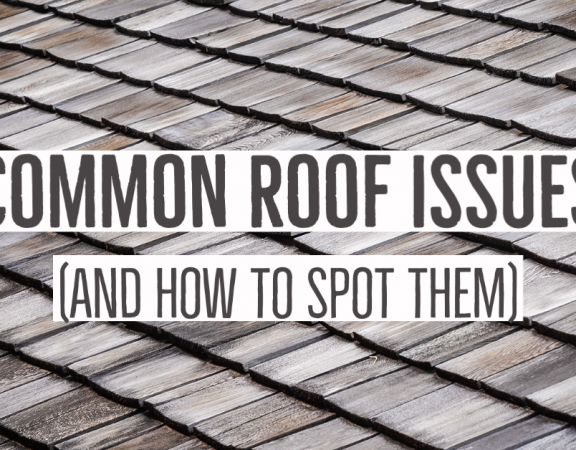 common roof issues