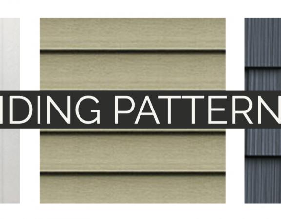 siding patterns